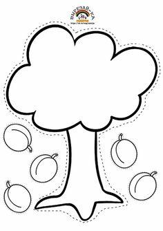 File Folder Activities, Book Activities, Preschool Worksheets, Preschool Activities, September Kids Crafts, Felt Crafts Patterns, Printable Numbers, Felt Quiet Books, Baby Education