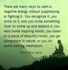 There are many ways to calm a negative energy - Google Search