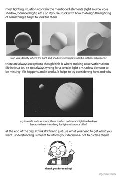 a series of composition tips i'd been sharing on twitter! and since some people had asked, i've put up a pdf version of this on gumroad along with a layered psd of one of the example images too tips...