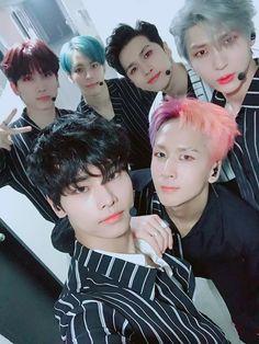 20180417 VIXX 3rd Album [EAU DE VIXX] Showcase⭐