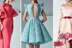 12 modele de tipare pentru croitoresele începătoare. Câteva cusături și haina este gata! - Fasingur No Image, Lany, Prom Dresses, Formal Dresses, Coco Chanel, High Low, Satin, Gowns, Womens Fashion