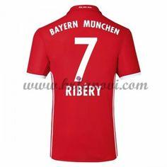 Bayern Munich Nogometni Dresovi 2016-17 Ribery 7 Domaći Dres Komplet