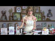 Using the Berry Cafe Collection - YouTube