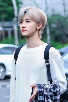this look of Na Jaemin.