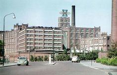oud enschede, van heek fabriek.