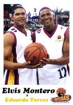 Elvis Montero y Eduardo ''Pichi'' Torres Basketball, Sports, Panthers, Towers, Hs Sports, Sport, Netball