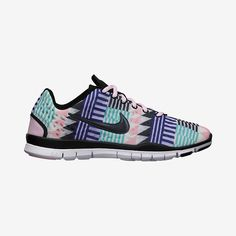 Nike Free TR III Shoe: These Nike Free TR III Printed Women's Training Shoes ($100) are a great all-around training shoe — and will nab her nonstop compliments while she's lifting weights at the gym.