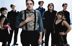 Arcade Fire's Official Rules and Regulations