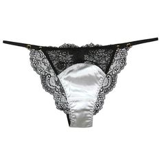 Freedomsilk Hipster Floral Lace Trimmed Silk Thong - Size Info Fabric Silk, spandex Details Double layer silk-lined gusset Silk Underwear, Plastic Pants, Hot Outfits, Mulberry Silk, Lace Bodysuit, Floral Lace, Lace Trim, Sexy Lingerie, Hipster
