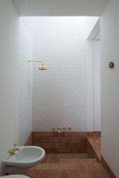 Detalle baño, Casa modesta en el Algarve, Estudio PAr, AD España