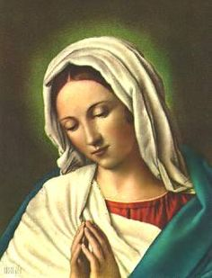 Pray for us, O Holy Mother of God. That we may be made worthy of the promises of Christ.