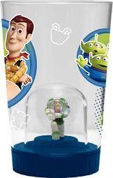 Muovilasi, 'hahmo kuplassa' Toy Story