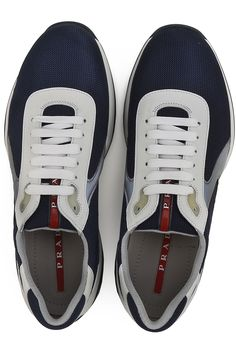 Prada Sneakers for Men and Shoes from the Latest Collection. Find Prada  Sneakers and Sport Shoes in a wide selection at our online store. 5bc14bc2894
