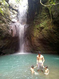 Wisata Alam Lombok Indah Bersama KAPARINJANI/Punk Poke Community: Air Terjun Barang Panas  <!--[endif]-->      ...
