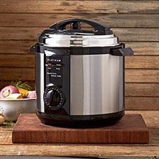 Have a look at our range of slow cookers and pressure cookers.
