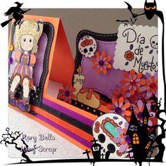 Kory B. Tarjeta día de muertos