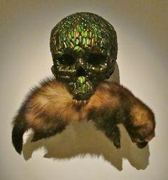 Skull de Jan Fabre