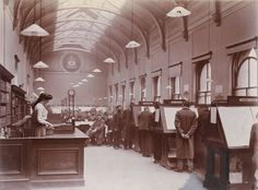 Gorbals Reading Library Room Glasgow