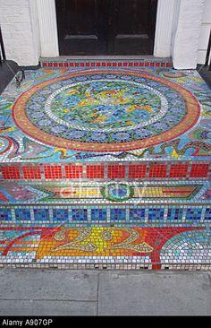 mosaic front door - Google Search