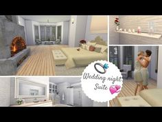 ♡ ↓ Open for more ↓ ◇ You can find a lot of the custom content that I. Sims 4 Game, Wedding Night, Content, Videos, Youtube, Room, Clothes, Bedroom, Outfits