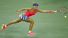 Angelique Kerber musste sich gegen die Tschechin Petra Kvitova nicht sonderlich…