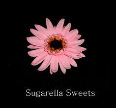 Cake decorating - how to make a sugar flower gerbera