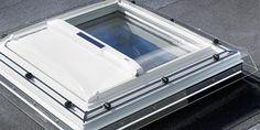 Markisette für VELUX Flachdach-Fenster