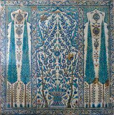 Get your hands on Zazzle's Turkish ceramic tiles. Search through our wonderful designs & find great tiles to decorate your home! Turkish Tiles, Turkish Art, Islamic Tiles, Islamic Art, Istanbul, Turkish Design, Religion, Motif Floral, Tile Art