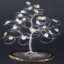 wire tree sculpture - Google Search