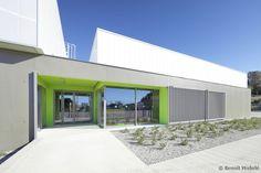 Arquitectos: MDR Architectes Ubicación: Montpellier, Francia Equipo: Sancie Matte Devaux, Frédéric Devaux, Arnaud Rousseau Año Proyecto: 2012 Área...