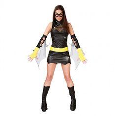 Disfraz de Batgirl para mujer #disfraces #carnaval #novedades2017