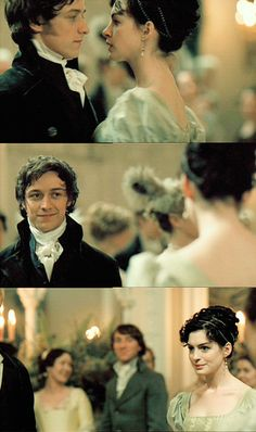 Becoming Jane directed by Julian Jarrold (2007) #janeausten #fanart