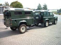 Image result for land rover trailer