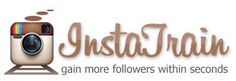 Insta-Train allows you to get followers for free on Instagram . You will get FREE Instagram followers when you board the train. Users can get free followers or upgrade to VIP. Login now for followers on Instagram.
