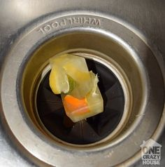 Make your own DIY garbage disposal cleaner to unclog garbage disposals in a flash and leave them smelling fresh and clean to boot. Household Cleaning Tips, House Cleaning Tips, Green Cleaning, Car Cleaning, Diy Cleaning Products, Cleaning Hacks, Floor Cleaning, Cleaners Homemade, Diy Cleaners