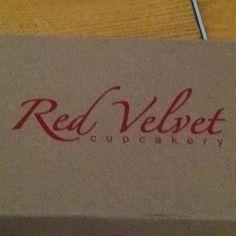 Red Velvet Cupcakery, Washington DC - home of my bday cupcakes :)