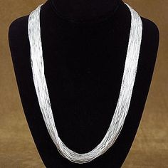 I love this amazing necklace! I got it as an anniversary present. It will glamorize any black dress.