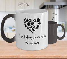 I Will Always Have Room Color Changing Mug #prints #prntable #painting #canvas #empireprints #teepeat