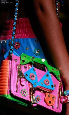 Moschino Fashion Show Details