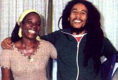 Bob and Rita Marley