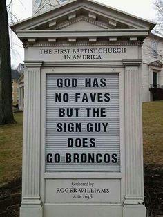 Amen Broncos fans!!!