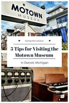 Hitsville, USA | 5 Reasons to Visit the Motown Museum in Detroit