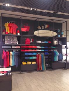 46c2887fbe123b Flagship Lacoste store. Moscow. Metropolis mall. Ss15