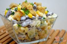 What To Cook, Finger Foods, Food Inspiration, Potato Salad, Salads, Health Fitness, Food And Drink, Healthy Recipes, Eat