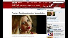 Peaches Geldof Murdered for Exposing Illuminati Satanic Cult in Britain?...