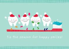 Happy Holidays from all of us at Neesh Dental