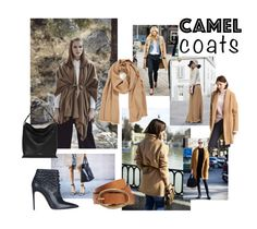 """""""camel coats"""" by mdrozd ❤ liked on Polyvore featuring Gap, Calvin Klein, Étoile Isabel Marant and Dsquared2"""