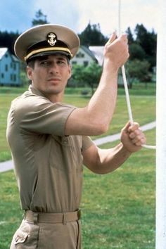 Richard Gere, Officer And A Gentleman - When I first fell in love with him. Richard Gere, Celebrity Gossip, Celebrity News, An Officer And A Gentleman, Image Film, Men In Uniform, Great Films, Julia Roberts, Film Serie