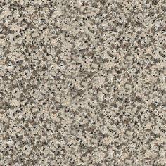KraftMaid 4 in. x 4 in. Natural Granite Vanity Top Sample in Crema Caramel