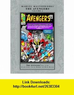 The Avengers, Vol. 2 (Marvel Masterworks) (9780785137085) Stan Lee, Jack Kirby, Don Heck , ISBN-10: 0785137084  , ISBN-13: 978-0785137085 ,  , tutorials , pdf , ebook , torrent , downloads , rapidshare , filesonic , hotfile , megaupload , fileserve